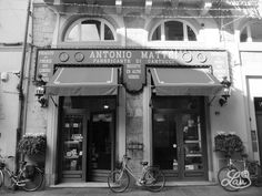 Prato, Tuscany, Italy (my home town). This is the shop where the recipe of the famous CANTUCCINI biscuits was perfectioned.