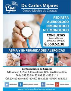 alergólogos