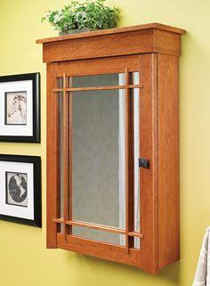 Three Medicine Cabinets | Woodsmith Plans