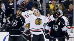 Hawks battle back again to even series