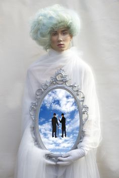 Magritte in Marguerite Magritte, Photo Art, Graphic Sweatshirt, Sculpture, Statue, Sweatshirts, Sweaters, Fashion, Moda