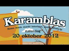 """Eerste vintage-beurs """"Karamblas"""" in Poortgebouw V-Tex"""