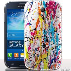 Coque Samsung Grand Néo Paint - Personnalisez votre coque de telephone. #Samsung #Grand #Néo #paint #coque