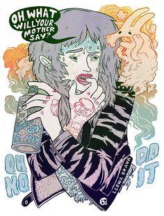 Illustration by Kirsten Rothbart