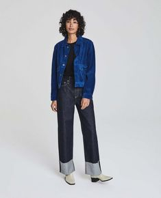 The Tomas Japanese Denim, Denim Trends, Best Jeans, Denim Fabric, Denim Fashion, Thighs, Denim Style, Cotton, Women