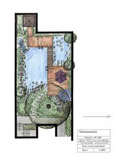 Schwimmteich - Entwurfsplanung