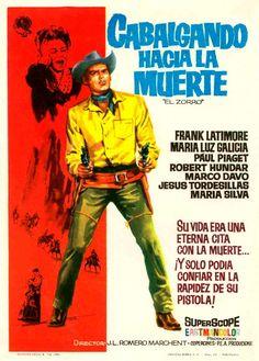 1962 - Cabalgando hacia la muerte (El Zorro) - L'ombra di Zorro - tt0056893