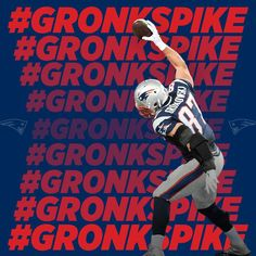 #GronkSpike!!!