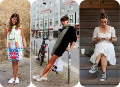 Coisas Bacanas: Dicas como usar tênis