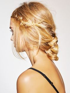 The #1 Party Hair Look You'll Want to Wear Now via @ByrdieBeautyUK