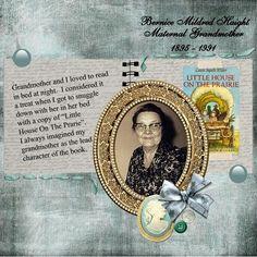 My grandmother Bernice