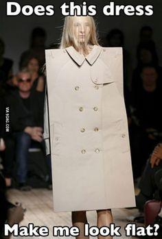 Oh, fashion...
