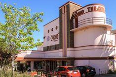 Cygnet Theatre, Como, Australia | #ArtDeco #architecture