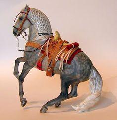 Braymere Custom Saddlery: Gallery I love the mane! Pony Saddle, Bryer Horses, Horse Facts, Horse Gear, Painted Pony, Horse Sculpture, Equine Art, Saddles, Courses