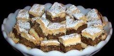 Lenja pita sa jabukama (Lazy apple pie) - very common dessert in Serbian households. Ingredients for 4 people: margarine, lard, sugar, 4 eggs. Apple Pie Recipes, Cookie Recipes, Dessert Recipes, Desserts, Sour Cherry Pie, Walnut Pie, European Dishes, Favorite Cookie Recipe, Luxury Food