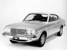 Mazda 929 Coupe (1973 – 1978).