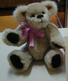 Issabella.  - handmade 2013 - Get well bear forThelma