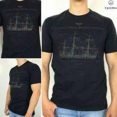 "T-Shirt Tomahawk SG ""Naval"""