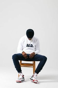 Buzzy NYC label Aimé Leon Dore unveils a small collection of goods for the Fall/Winter 2015 season. Look Fashion, Street Fashion, Winter Fashion, Black Men Fall Fashion, Mode Streetwear, Streetwear Fashion, Streetwear Clothing, Men Street, Street Wear
