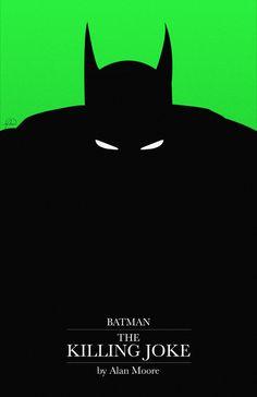 Alternative Batman covers by Fabio Castro