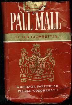 Risultati immagini per pacchetti sigarette anni 60