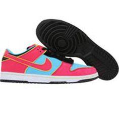 premium selection 88518 a7c45 Nike.Dunk.Low.Premium.SB.Miss.Pacman.(chlorine.blue..cerise)
