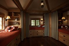 The Treehouse - eclectic - bedroom - houston - Vacation Home Builders