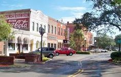 Downtown Fernandina Beach (on Amelia Island) is one of the oldest cities in the U.S.
