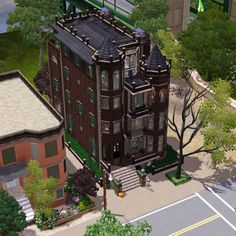 Mod The Sims - Gothic Ultra-Vertical