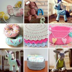Tem seleção de crochê por aqui e nós #amamos !!!    Compre aqui :http://bit.ly/2eAShUd    #croche #handmade #allstar #bonecos #cestos #crochê