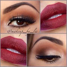Makeup by Lis Puerto Rico Makeup Artist and Beauty Blog | Soft & Simple Glam Makeup Look