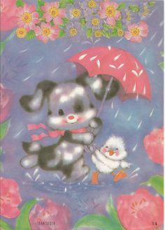 kit 4de papel carta coleção fantasia anos 80/90 antigo com 2