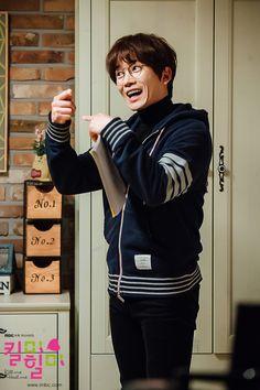 ji sung ^^ ( killmehealme 킬미힐미 jisung 지성 kill me heal me) Oh Min Seok, The Iron King, Hwang Jung Eum, Best Kdrama, Lee Bo Young, The Special One, Seo Joon, Korean Actors, Korean Dramas
