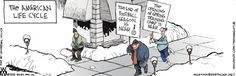 sports fans - Non Sequitur by Wiley Miller. February 6, 2016