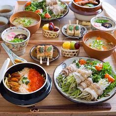 Clean Recipes, Healthy Recipes, Japanese Dinner, Food Places, Food Menu, Nutritious Meals, Food Design, Food Presentation, Salads