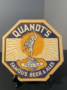Beer Coasters, Troy, Hand Fan, Ale, Home Appliances, House Appliances, Ale Beer, Appliances, Ales
