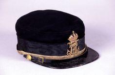 Austrian navy cap, 1860s Military Cap, Military Uniforms, Austrian Empire, Navy Cap, Man Of War, Austro Hungarian, King Charles, Wwi, Headdress