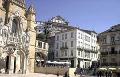 5 Lesser-Known Destinations to Visit in Portugal - via Shermans Travel 31.07.2013 | Rich with history, it seems Portugal itself should be a UNESCO World Heritage Site – we've lost count of how many of its cities and towns have been given the esteemed title. While Lisbon, Porto, and Sintra are all worthy of their own itineraries, if you're looking for something a little bit off the beaten path, here's where you should go to get a unique look at the rest of Portugal... Photo: Coimbra…