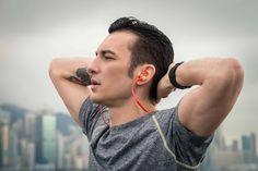 Philips ActionFit headphones