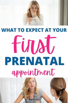 Are you expecting your first pregnancy? Learn what happens when you go to your first prental appointment. Come prepared for that first prenatal doctor's visit. #prenatal #pregnancy #ttc #prenatalappointment Pregnancy Labor, Pregnancy Advice, Trimesters Of Pregnancy, First Prenatal Visit, Prenatal Visits, Gentle Parenting, Kids And Parenting, Parenting Hacks, All Family
