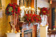 Wedding ceremony decor.