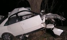 42-годишен мъж загина на място след удар в дърво на пътя Добрич – Балчик