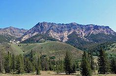 Boulder Mountains (Idaho) - Wikipedia, the free encyclopedia