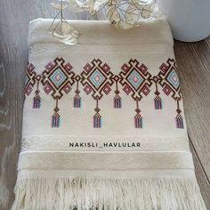 Image may contain: indoor Cross Stitch Art, Cross Stitch Designs, Cross Stitch Embroidery, Hand Embroidery, Border Embroidery Designs, Embroidery Patterns, Ramadan, Bordado Tipo Chicken Scratch, Broderie Bargello