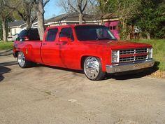 1986 Chevrolet C30 Dually