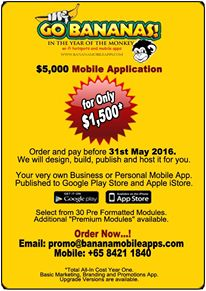Want your Own Business or personal mobile application Published in Google Play store and Apple iStore?!! Contact us TODAY!!!
