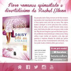 Saleta de Leitura: Novo livro de Rachel Gibson já está em pré-venda! Geração Editorial