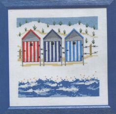 Beach and Ocean - Cross Stitch Patterns & Kits (Page 4) - 123Stitch.com