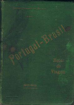 Portugal-Brasil (Notas de Viagem) | VITALIVROS Alfarrabista