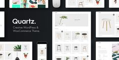 Stylish Responsive WooCommerce & WordPress Theme with an incredible User Experience and SEO Optimized